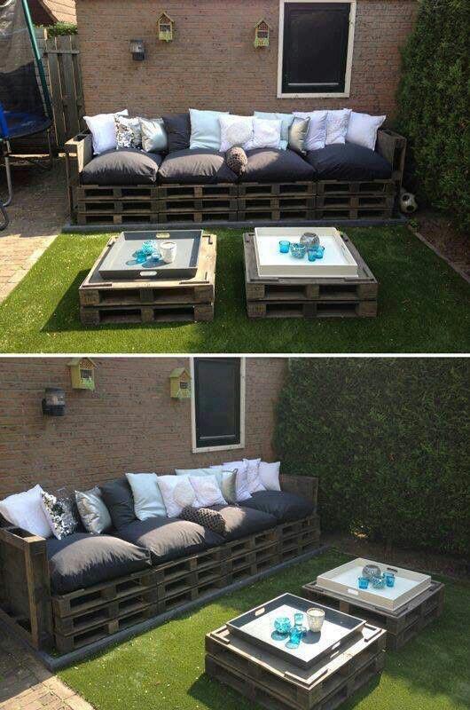 Градинска мебел за градина
