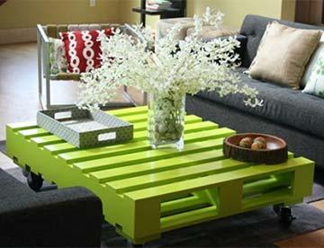 Изработка на мебели от палети