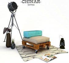 CHINAR-levina-табуретка от палети