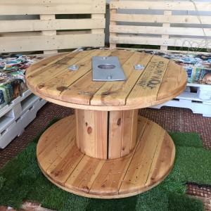 Дървени макари с еко лак