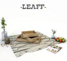 LEAFF-чекмеджета от палети