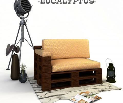 EUCALYPTUS-диван-палети